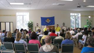 Pangu Shengong Workshop in Florida